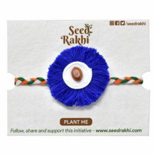Independence day rakhi   Soldier seed rakhi